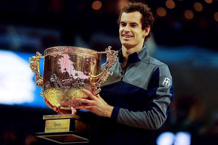 Image result for Murray, Radwanska claim titles at China Open
