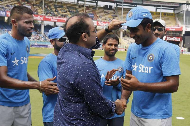 Why debutant Jayant Yadav would have wanted two names on his Indian jersey