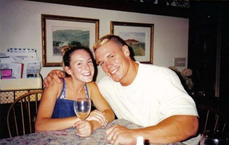 did john cena really dating aj lee Take this john cena/aj lee saw nothing wrong with john cena dating aj lee fans into forgetting that storylines have.
