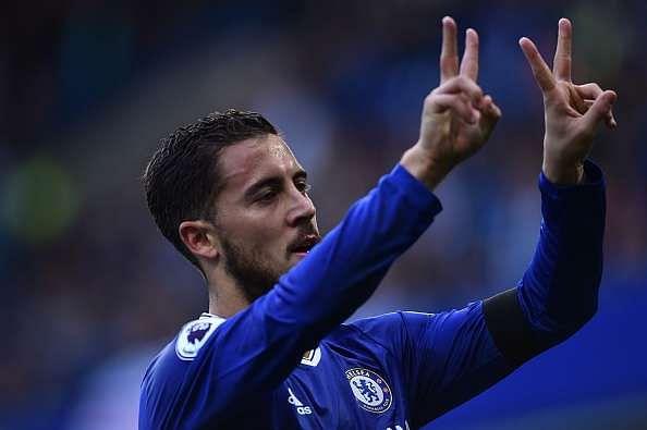 Reason Behind Diego Costa's And Eden Hazard's Celebration