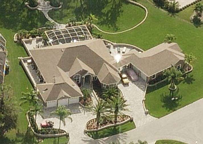 john cena house lowdown on the superstars mansion with photos. Black Bedroom Furniture Sets. Home Design Ideas