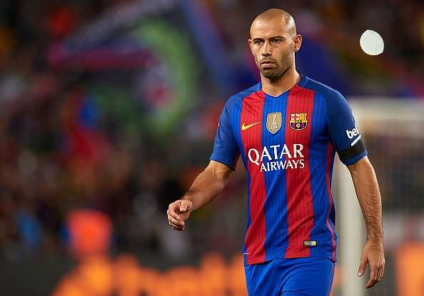 Image result for Javier Mascherano 2017