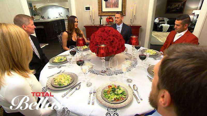 total bellas episode 1 a recap john cena 39 s house rules. Black Bedroom Furniture Sets. Home Design Ideas