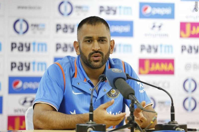 Image result for ms dhoni 2017