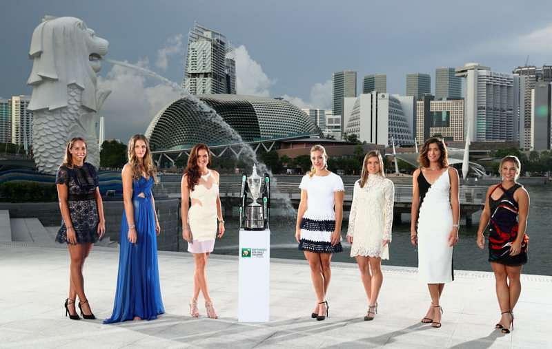 2010 WTA Tour Championships �13 Doubles