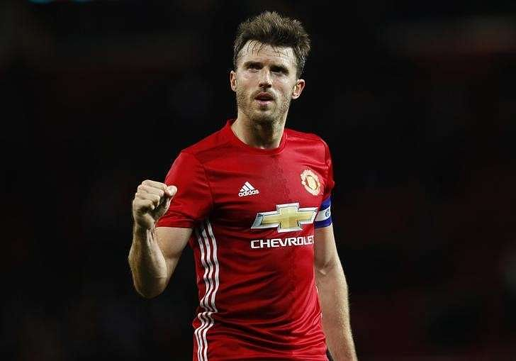 Image result for Michael Carrick 2016-17