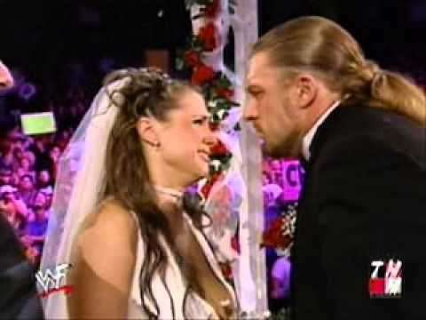 Triple H And Stephanie Mcmahon 5 Shocking Moments