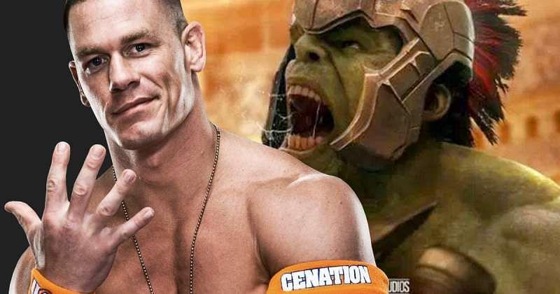 WWE Rumors: John Cena to act in Thor:Ragnarok movie as himself