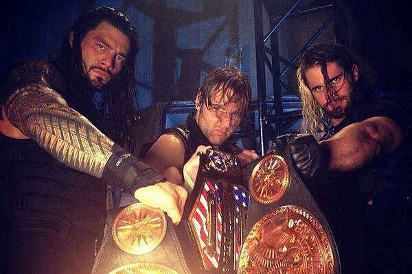 5 things wwe wants you to forget about the shield. Black Bedroom Furniture Sets. Home Design Ideas