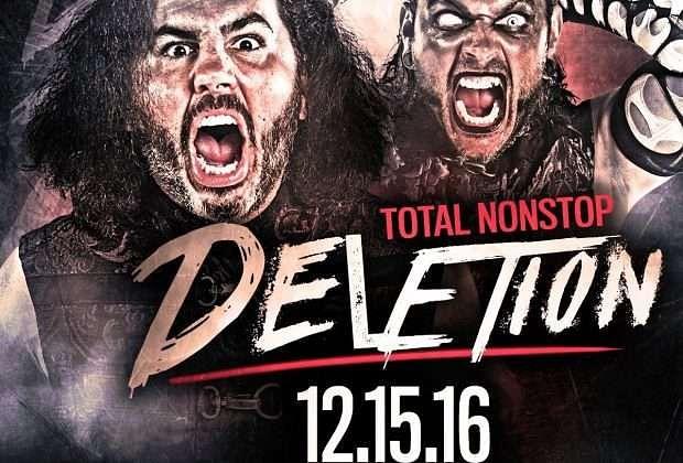 Total Nonstop Deletion!