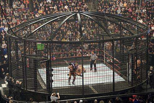 Image result for 2017 elimination chamber