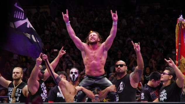 NJPW News: Kenny Omega feels wrestling is becoming a monopoly because of the WWE