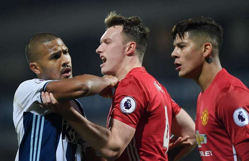 Image result for Phil Jones 2016-17