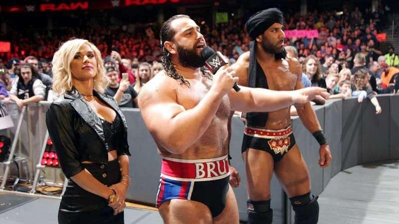Resultado de imagen para WWE RUSEV 2017