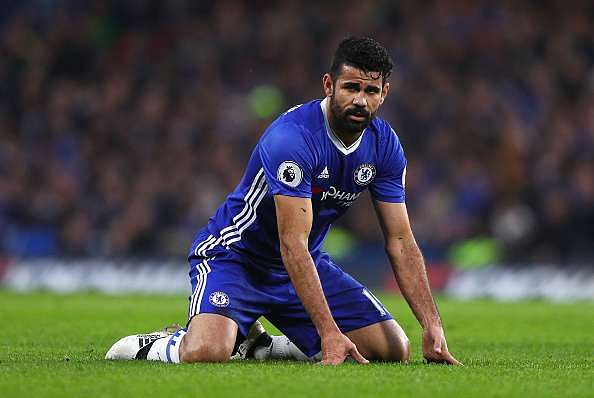 Transfer Rumour: Barcelona and Atletico Madrid ready to sweep in for Chelsea's fallen star Diego Costa