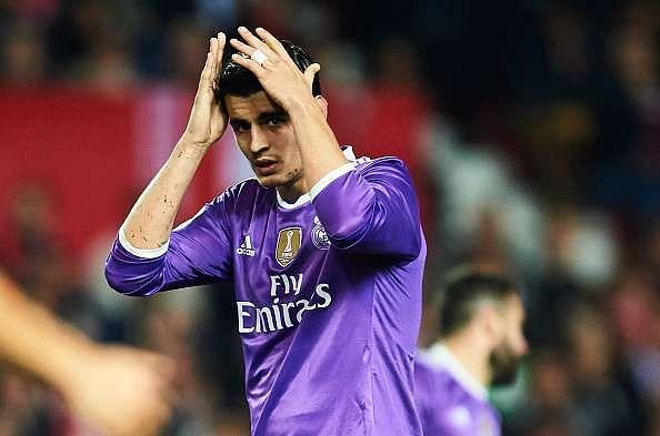Arsenal transfer rumour: Arsene Wenger renews interest in Real Madrid forward Alvaro Morata
