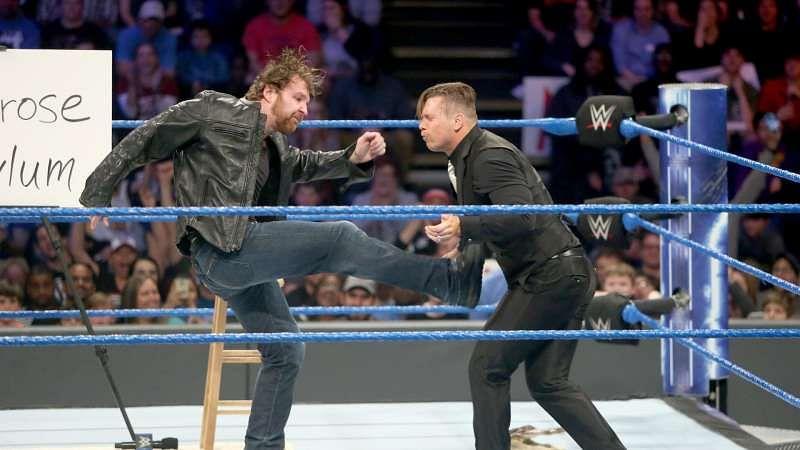 Что произошло после того, как шоу SmackDown Live вышло из эфира. Плюс видео
