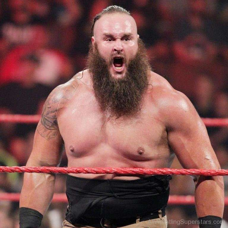 5 Men who could eliminate Braun Strowman from the 2017 ...