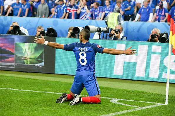 Dimitri Payet Euro 2016 France