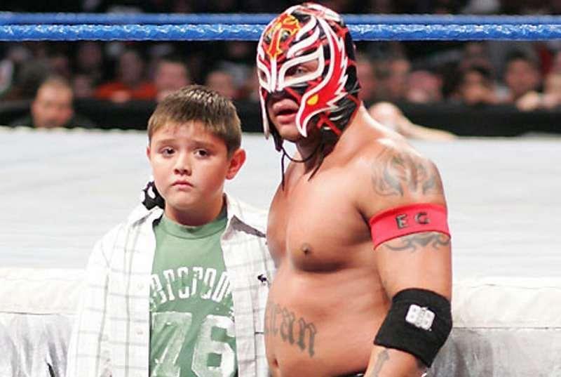 WWE News: Rey Mysterio's son Dominic Gutierrez begins pro ...