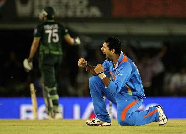 ये है वो 5 कारण जिसकी वजह से इस समय खराब प्रदर्शन के बाद भी युवराज सिंह को खेलते देखना चाहते है लोग 2