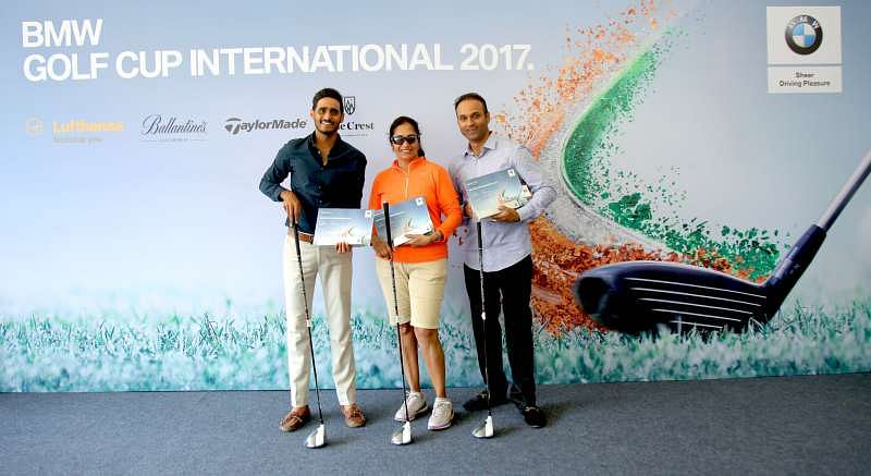 Bmw India Hosts Bangalore Edition Of The Bmw Golf Cup International 2017