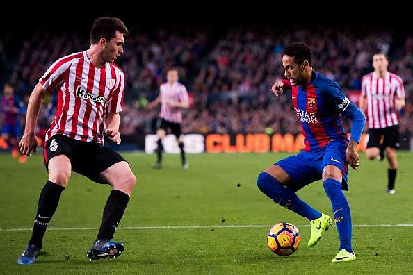 La Liga 2016/17: Barcelona 3-0 Athletic Bilbao, Player ratings