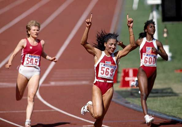 10 greatest female sprinters of all time. Black Bedroom Furniture Sets. Home Design Ideas