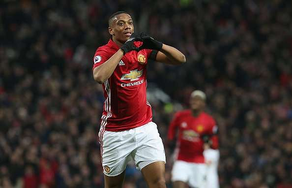Anthony Martial's Next Goal Set To Cost Manchester United