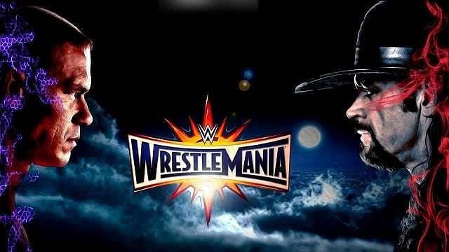 Undertaker Vs John Cena Wrestlemania 30 SK Exclusive: R...