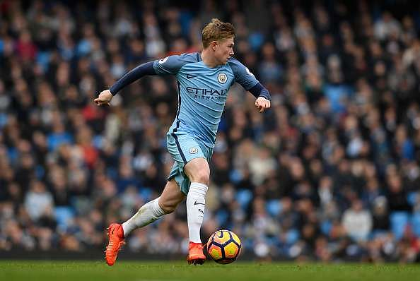 Kevin De Bruyne Awarded The Best Belgian Player Ahead Of