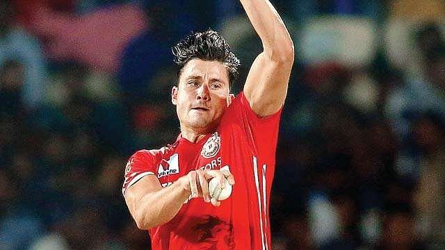 Marcus Stoinis: Australian Cricketer Marcus Stoinis Ropes In Indian