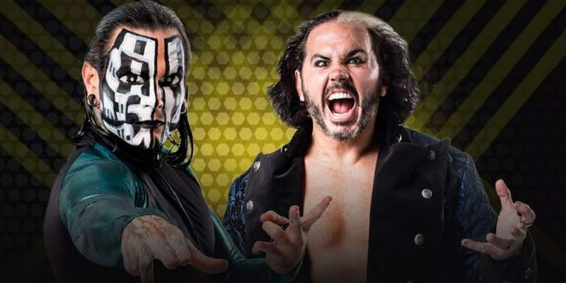 TNA Rumours: The Hardy Boyz and Drew Galloway are yet to ...