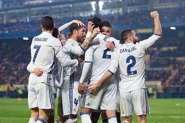 reports real madrid to lodge a  plaint to la liga