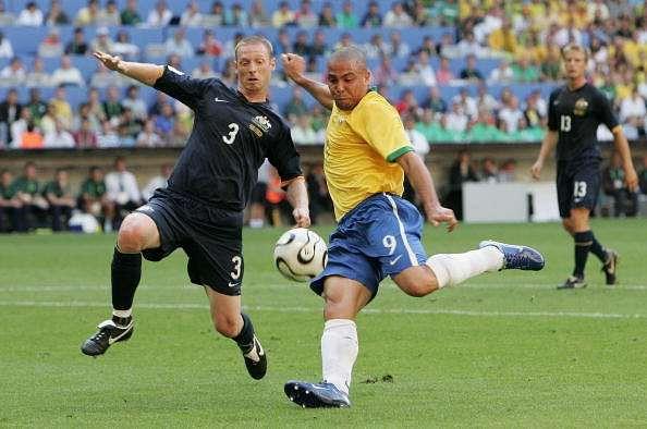 Ronaldo de lima dating history