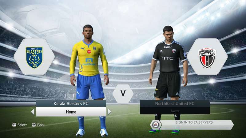 Indian Super League set to become the newest FIFA 18 addition