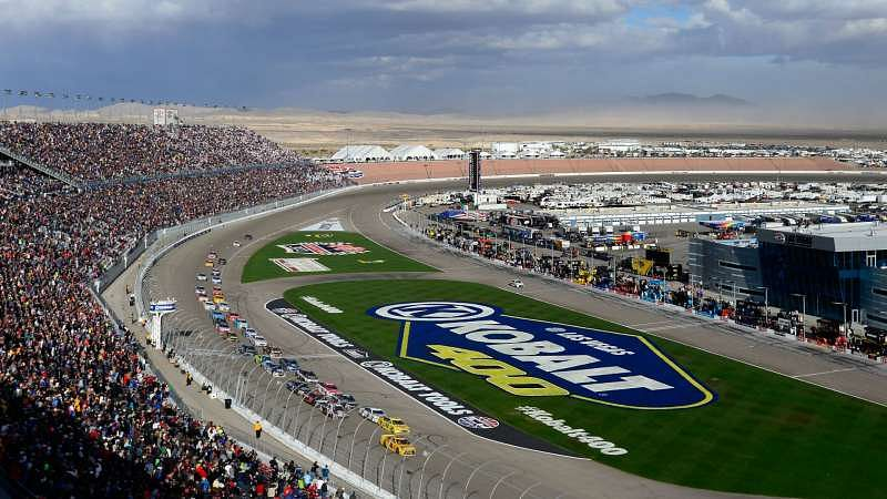 nascar at las vegas tv schedule dates times qualifying
