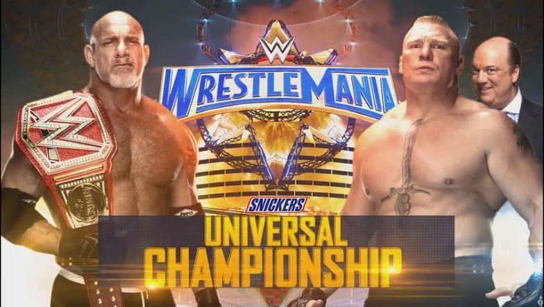 Image result for wrestlemania 33 WWE Championship Bray Wyatt (c) vs. Randy Orton