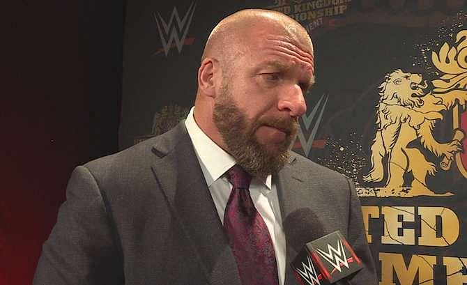 WWE News: Triple H prepares for in-ring return (Video)