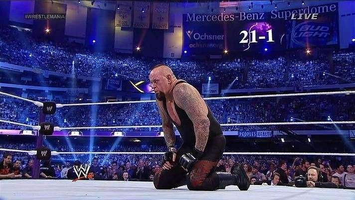 Undertaker's WrestleMania opponents: Where are they now?