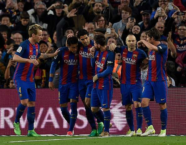 times Barcelona have proved they are the greatest team in the world