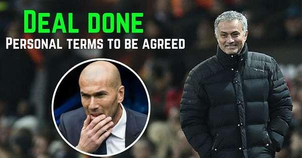 Jose Mourinho will be very pleased
