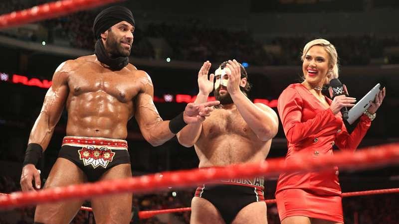 WWE News: Jinder Mahal...