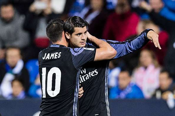 james rodriguez and morata