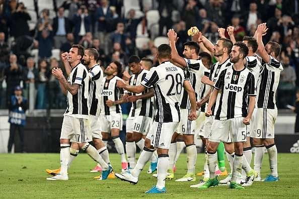 juve champions league
