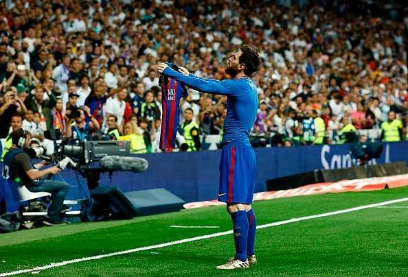 Analyzing The Reason Behind Lionel Messi S Goal Celebration