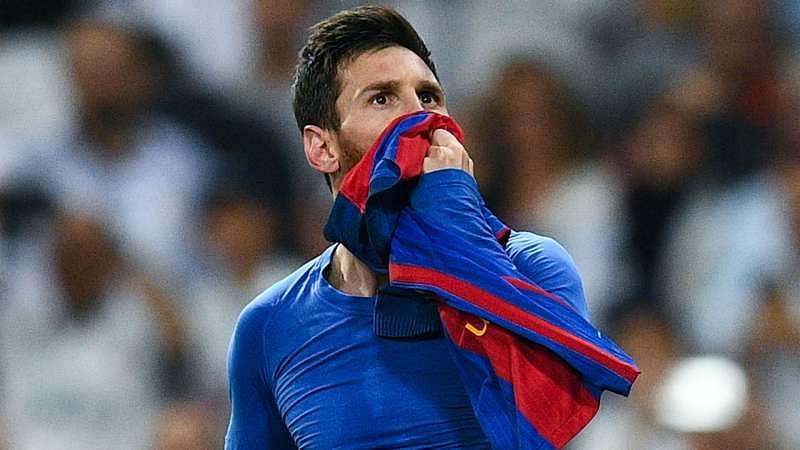 sport luis enrique reiterates wish messi career barcelon