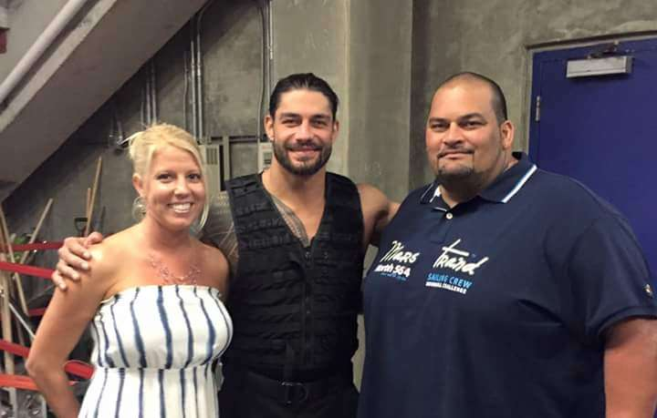 Wwe News Rosey Asked Fans To Go Easy On His Brother Roman