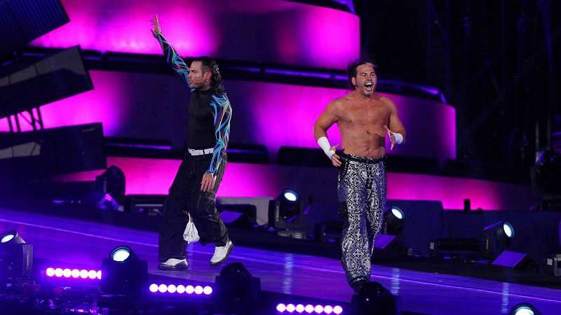 Image result for hardy boyz and the revivals