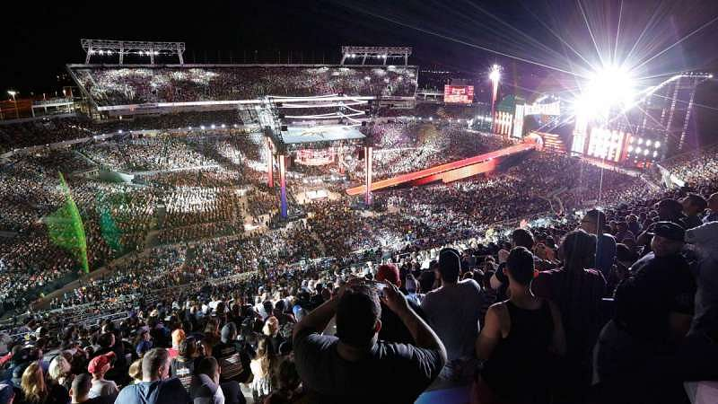 Wwe Rumors The Reason Why Quot Camping World Stadium Quot Was Not